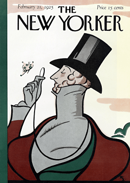 original new yorker cover - Money-Empathy Gap