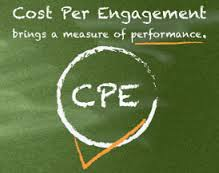 Cost Per Engagement Online