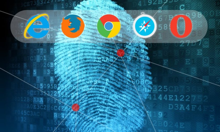 Browser fingerprinting