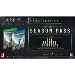 Assasin's Creed Odyssey Gold Edition