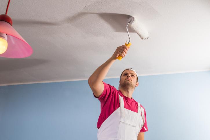 Comment Peindre Un Plafond Sans Faire De Traces