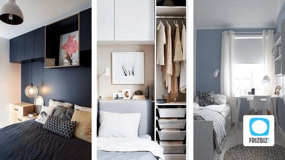 comment optimiser une petite chambre