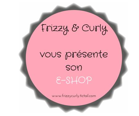 FrizzyCurly E-Shop