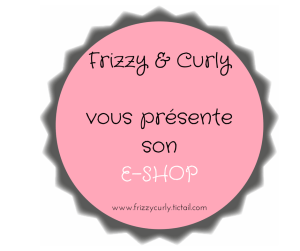 FrizzyCurly E-Shop