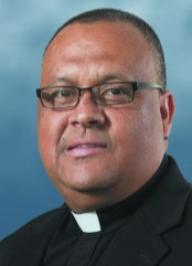 Seminarian william carmona.