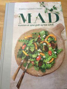 Inspirerende kogebog Mad, kunsten at spise godt og leve sundt