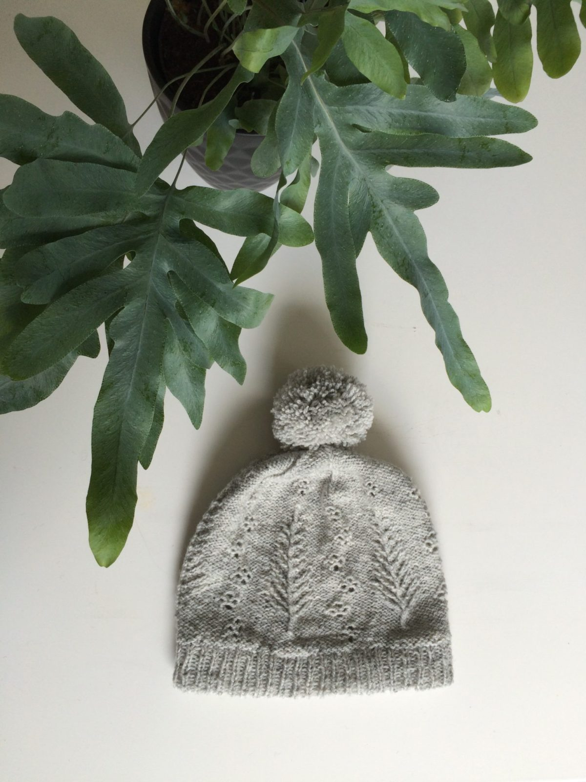 Finished object : Woodsy Hat