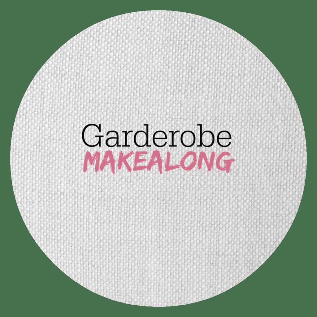 Garderobe makealong 2017