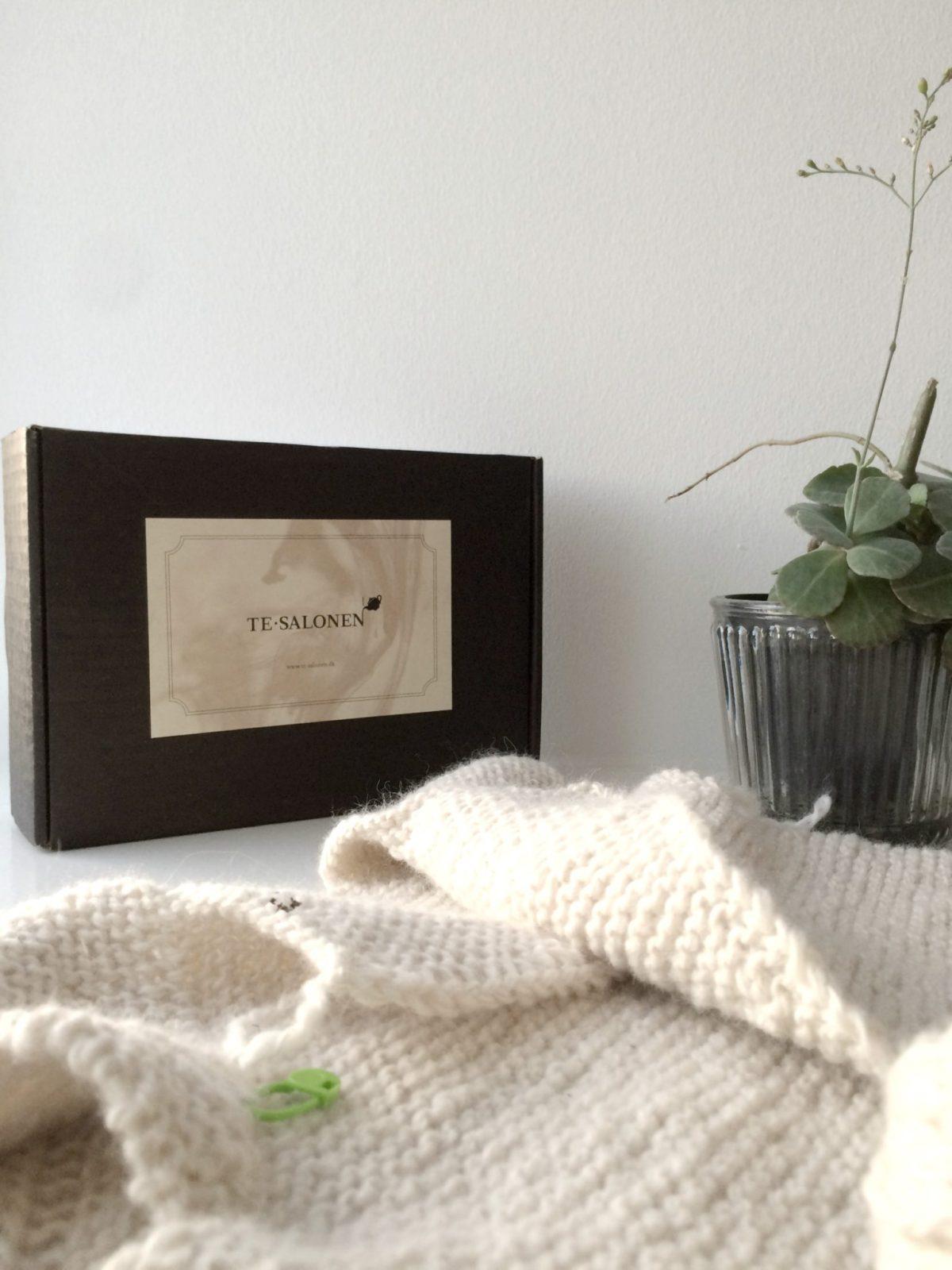 Hvor er min knitting mojo? + en varm konkurrence