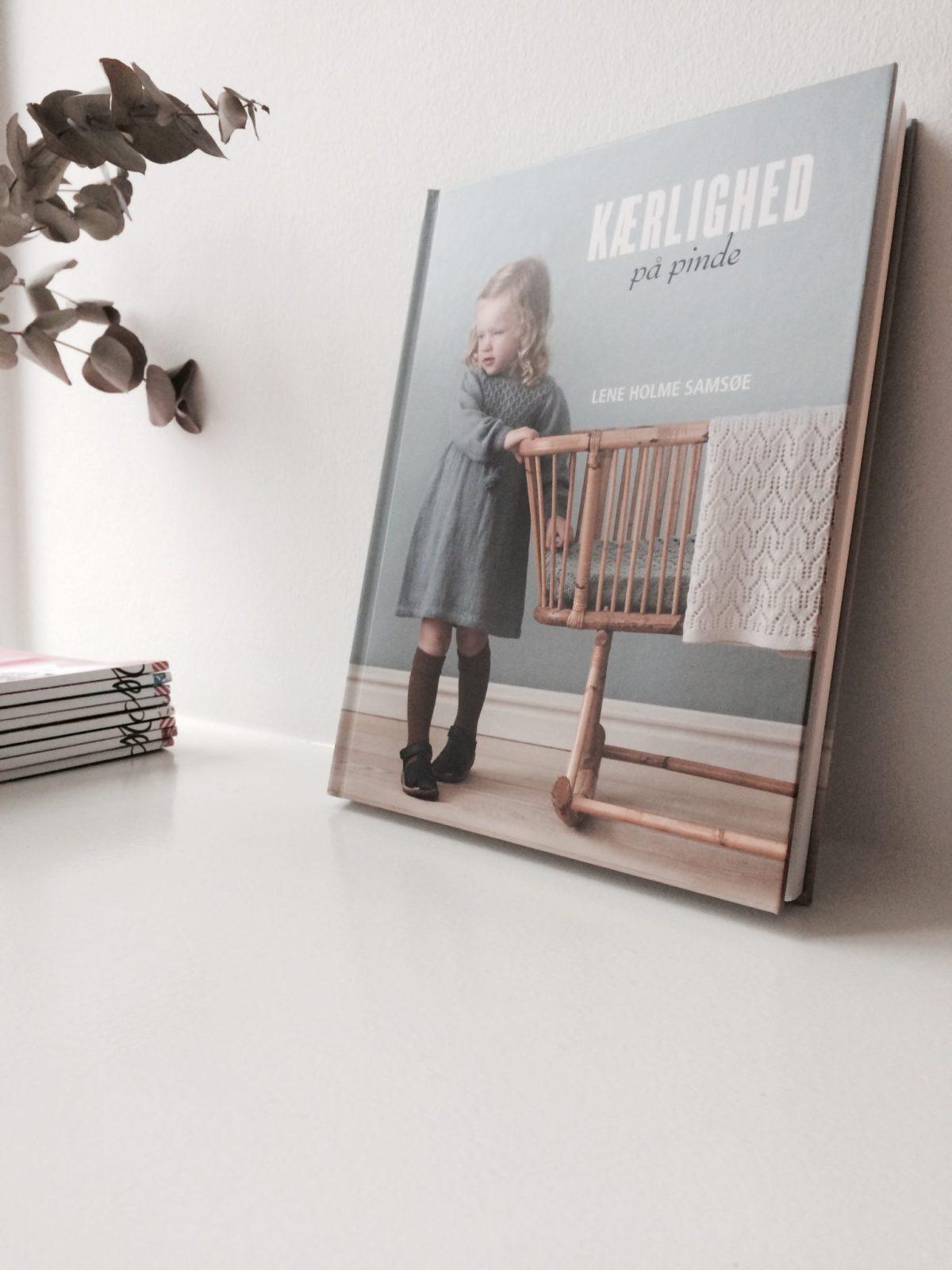 Kærlighed på pinde – ny bog fra Lene Holme Samsøe