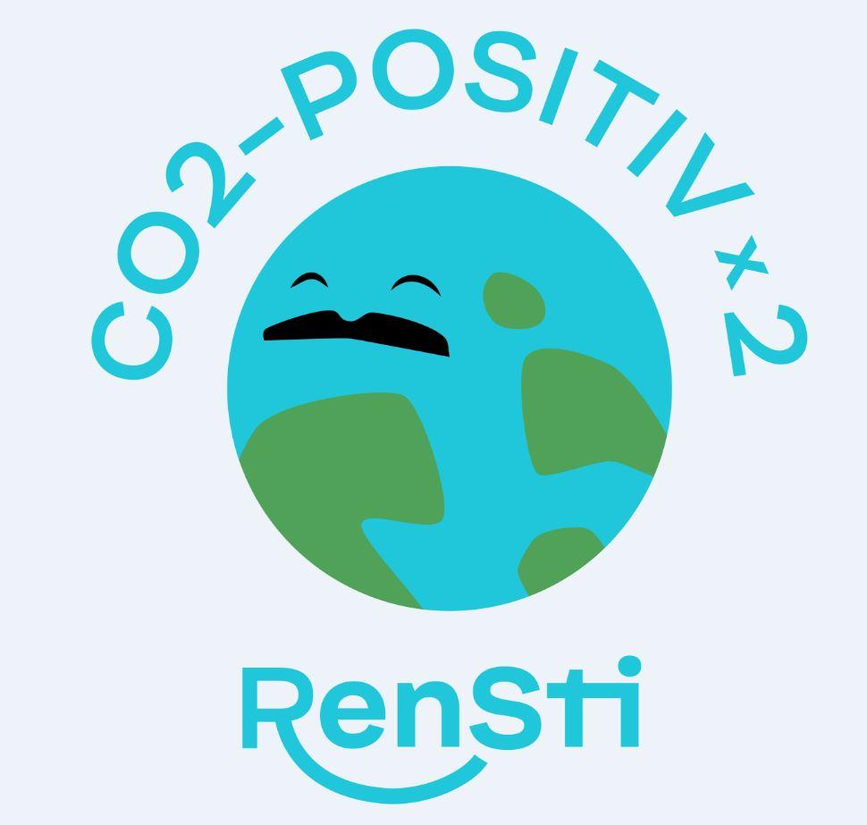 Frkgarn er blevet CO2 positiv!