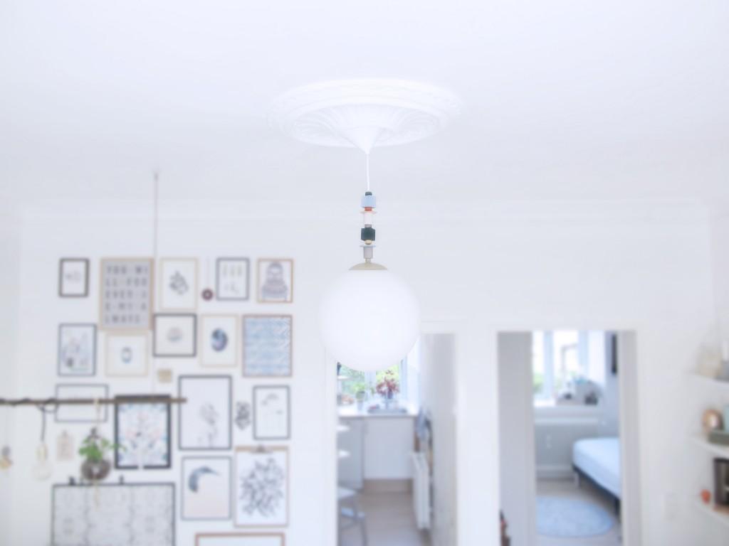 Diy Lampe Redesign Billig Bolig Indretning Kreativ Blog Frkhansen Stue Design Dk Frkhansen Dk