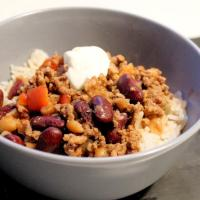 Chili con carne - nem og børnevenlig