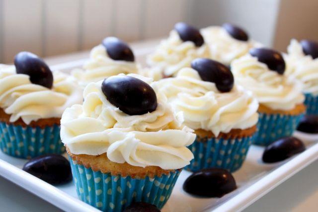 paaske-cupcakes, paaske, paaskeaeg,