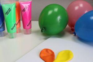 ballon-maling, sjov-for-boern, maling, balloner, kreativ, diy