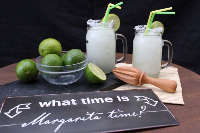 frozen-margarita, opskrift, drink, cocktail, tequila, cointreau, roses-lime