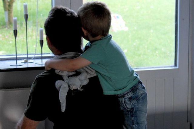 - Far og søn<3 -