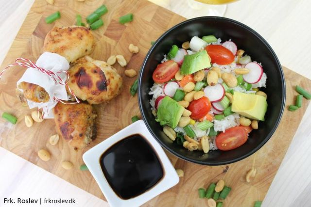 hjemmelavet-barbecue-marinade, barbecue-marinade, kyllingelaar, madblog, opskrift, boernevenlig-aftensmad, kyllingelaar-med-barbecue
