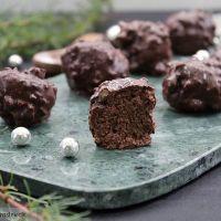 Nutella trøfler a la Ferrero Rocher