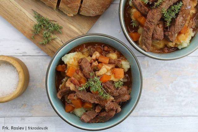 irish beef stew, gryderet, efterårsretter