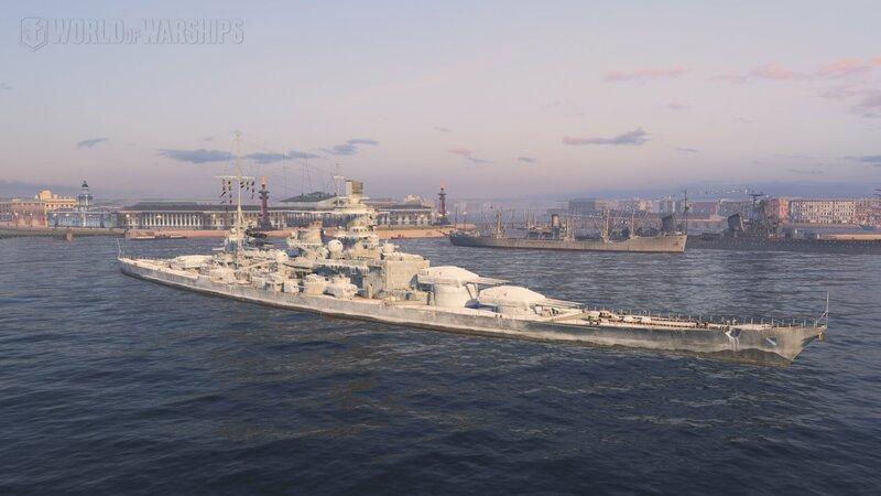 請問如何得到沙恩霍斯特B? - 新手討論區 - World of Warships Official Asia Forums