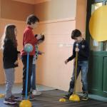 Exposition scientifique astronomie interactivité Soleil-Terre-Lune