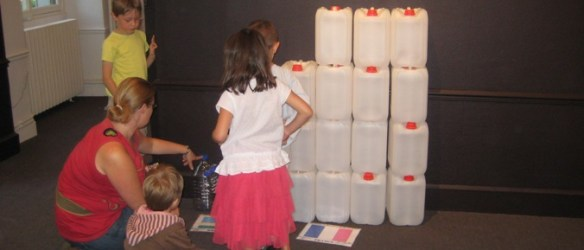 bidons comparer consommation eau