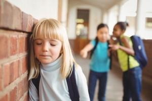 Bullying Corridor iStock