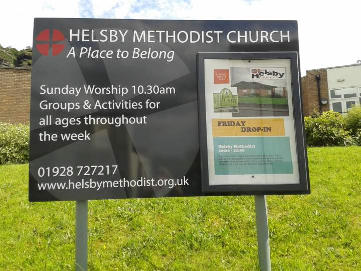 Back at Helsby for rehearsals again….