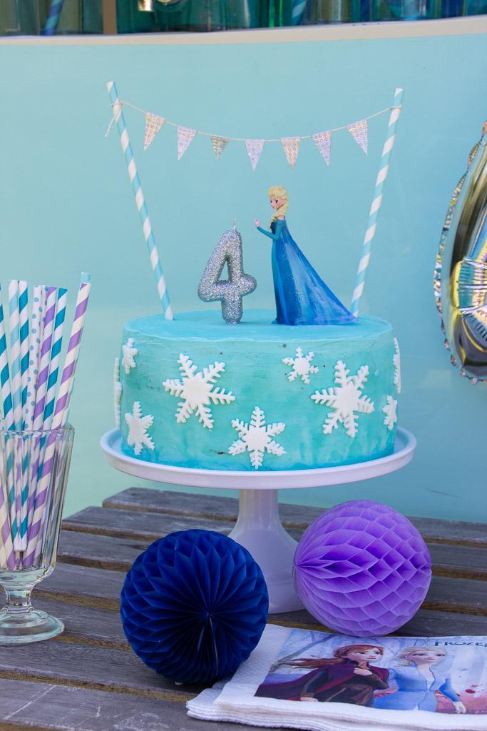 Elsa kage