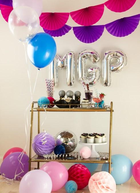 Inspiration og ideer til børne MGP fest