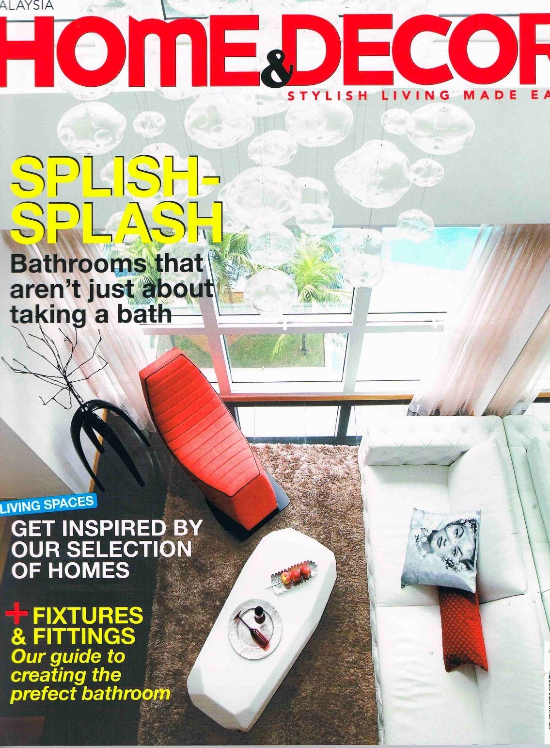 Home Amp Decor Singapore Magazine July 2013 Free Pdf Magazines