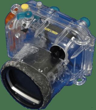 PowerShot G9ハウジング(改造後)