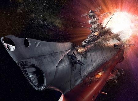 SPACE BATTLESHIP ヤマトのバナー