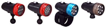 LEDライトSOLAシリーズ4機種