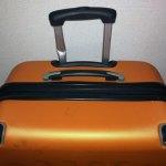 スーツケースを修理しとかないと