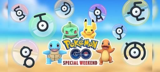 スペシャル・ウィークエンド Pokémon GO