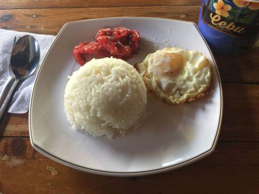 AOSMEC Square Hotelの朝食