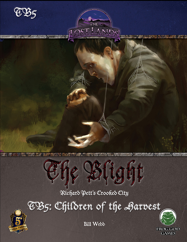 Cover of TB5: Children of the Harvest