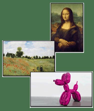 Cours histoire de l'art FROGGY ART - Lyon