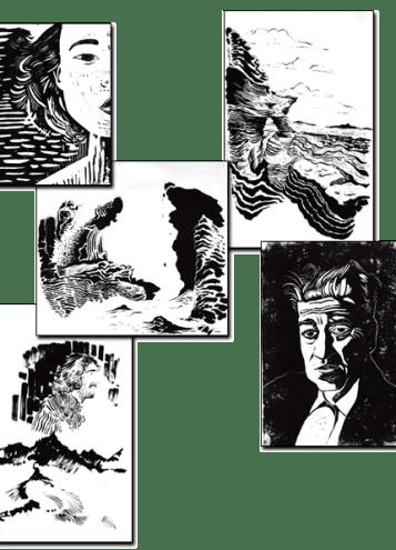 Stage Linogravure - FROGGY ART Lyon 6