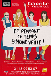 Et Pendant Ce Temps Simone Veille : pendant, temps, simone, veille, Pendant, Temps, Simone, Veille, Comédie, Bastille, FROGGY'S, DELIGHT, Musique,, Cinema,, Theatre,, Livres,, Expos,, Sessions, Plus.