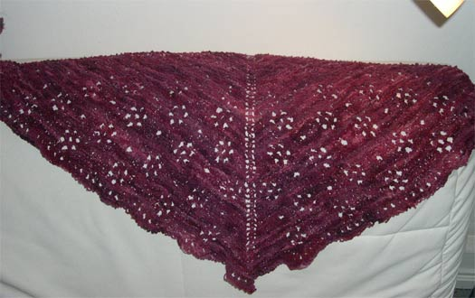 flower-lace done