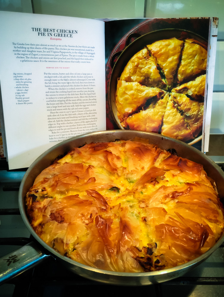 chicken pie-