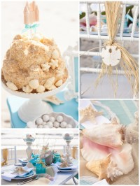 Beachy Shower on the Ocean - Frog Prince Paperie