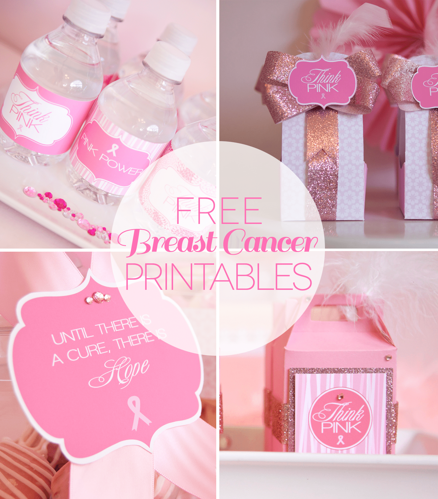 Free Breast Cancer Awareness Month Printables Frog