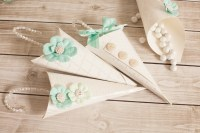 Sweet and Simple Baby Shower Favor - Frog Prince Paperie
