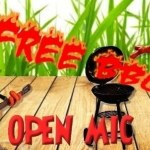 Open Mic & Free Barbecue