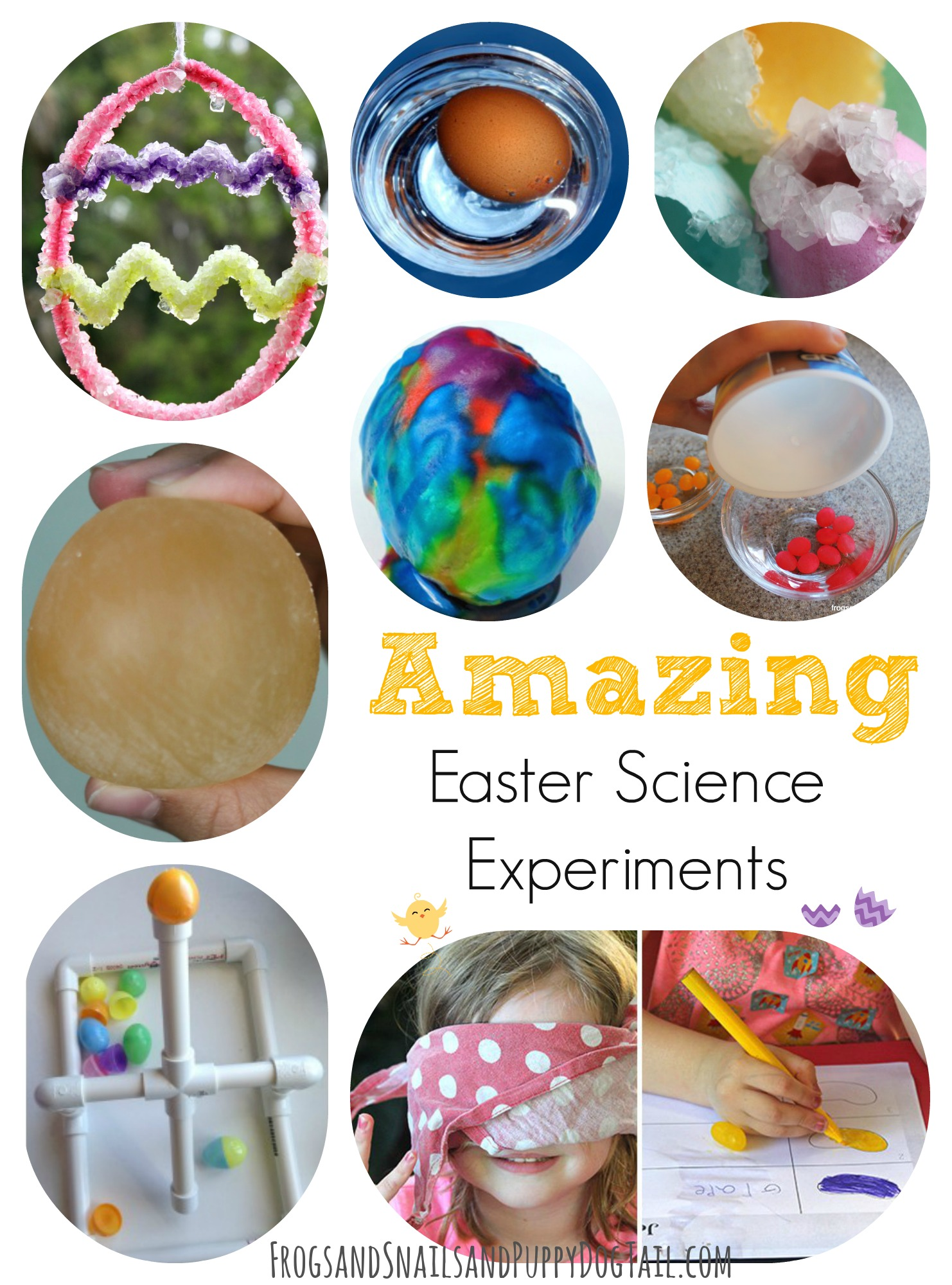 Amazing Easter Science Experiments