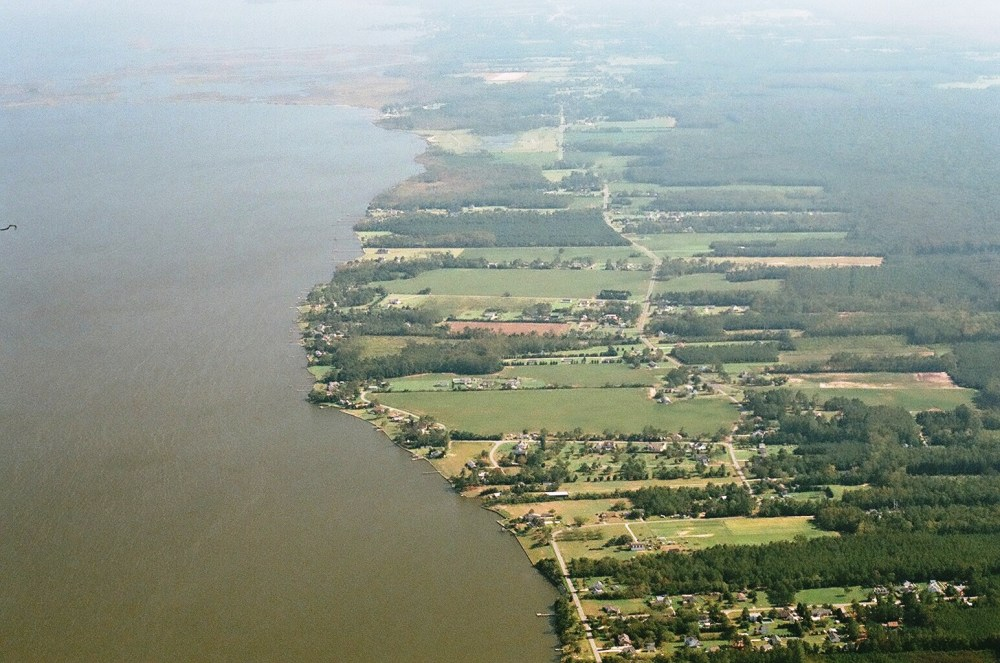 Aerial Photos of Elizabeth City, Camden Co, Currituck OBX, NC (6/6)